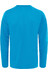 The North Face Reaxion Amp Crew hardloopshirt blauw